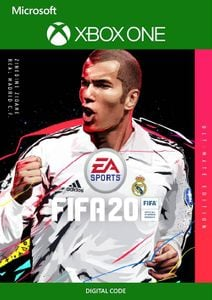 FIFA 20: Ultimate Edition Xbox One