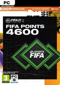 FIFA 21 Ultimate Team 4600 Points Pack PC