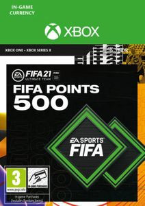 FIFA 21 Ultimate Team 500 Points Pack Xbox One / Xbox Series X