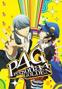 Persona 4 - Golden PC (EU)