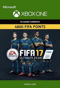 Fifa 17 - 4600 FUT Points (Xbox One)
