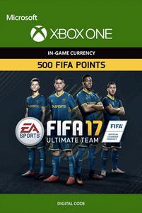 Fifa 17 - 500 FUT Points (Xbox One)