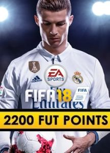 FIFA 18 - 2200 FUT Points PC