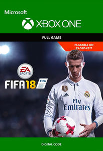 FIFA 18: Standard Edition (Xbox One)