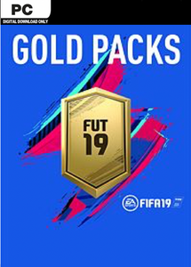 FIFA 19 - Jumbo Premium Gold Packs DLC PC