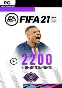 FIFA 21 PC + 2200 FIFA Points Bundle