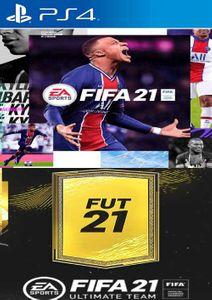FIFA 21 + DLC PS4 (EU)