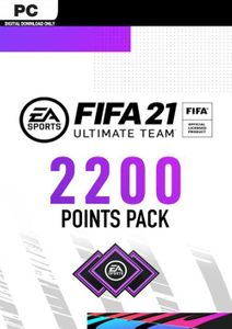 FIFA 21 Ultimate Team 2200 Points Pack PC