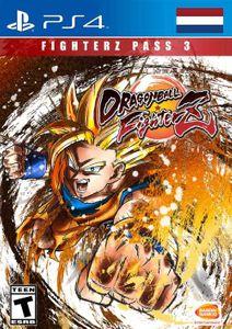 Dragon Ball FighterZ - FighterZ Pass 3 PS4 (Netherlands)