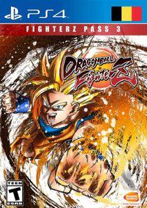 Dragon Ball FighterZ - FighterZ Pass 3 PS4 (Belgium)
