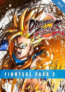 DRAGON BALL FIGHTERZ PC - FighterZ Pass 2 DLC