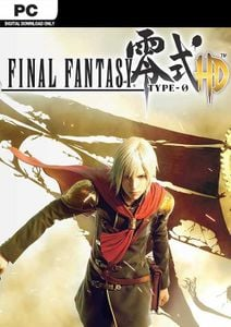 Final Fantasy Type - 0 HD PC