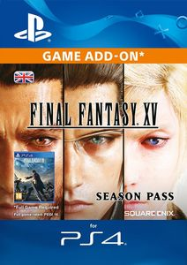 Final Fantasy XV 15 Season Pass PS4