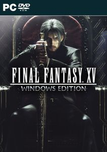 Final Fantasy XV 15 Windows Edition PC
