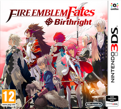 Fire Emblem Fates 3DS - Game Code