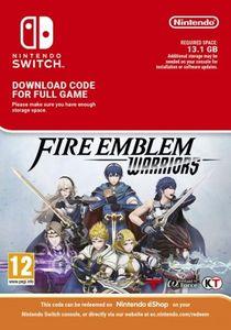 Fire Emblem Warriors Switch (EU)