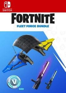 Fortnite - Fleet Force Bundle + 500 V-Bucks Switch (EU)