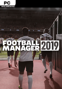 Football Manager (FM) 2019 PC/Mac