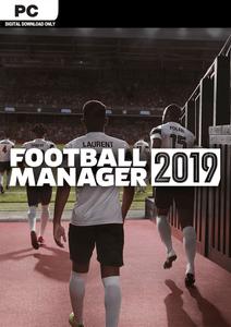 Football Manager (FM) 2019 PC/Mac (EU)