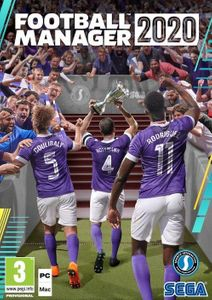 Football Manager 2020 PC (EU)