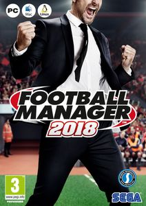 Football Manager (FM) 2018 PC/Mac
