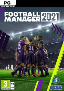 Football Manager 2021 PC (WW)