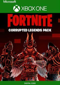 Fortnite - Corrupted Legends Pack Xbox One (UK)