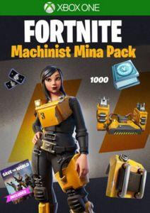 Fortnite - Machinist Mina Pack Xbox One (UK)