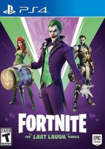 Fortnite: The Last Laugh Bundle PS4 (US)