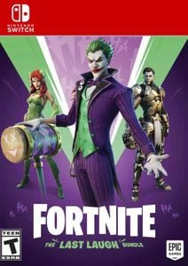 Fortnite: The Last Laugh Bundle Switch (EU)