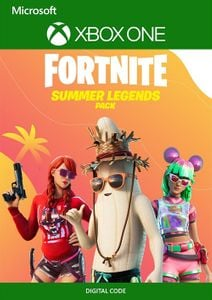 Fortnite - Summer Legends Pack Xbox One (UK)