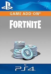 Fortnite - 2,500 ( 300 Bonus) V-Bucks PS4