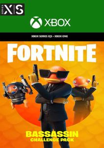 Fortnite - Bassassin Challenge Pack Xbox One (UK)