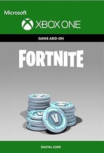 Fortnite - 2500 (300 Bonus) V-Bucks Xbox One