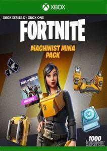 Fortnite - Machinist Mina Pack Xbox One (US)