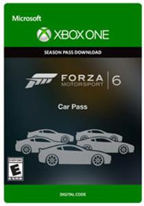 Forza Motorsport 6 Car Pass Xbox One