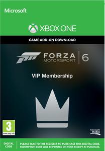 Forza Motorsport 6 VIP Membership Xbox One