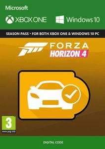 Forza Horizon 4 Car Pass Xbox One/PC