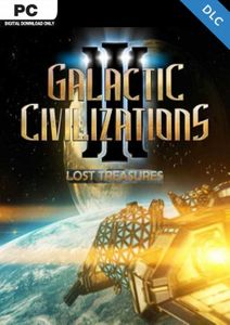 Galactic Civilizations III Lost Treasures PC - DLC