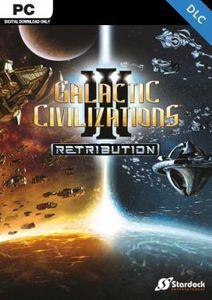 Galactic Civilizations III Retribution Expansion PC - DLC