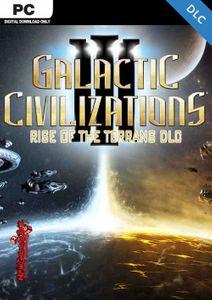 Galactic Civilizations III Rise of the Terrans PC - DLC