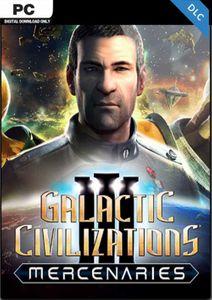 Galactic Civilizations III Mercenaries Expansion Pack PC DLC