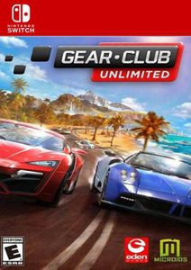 Gear Club Unlimited Switch (EU)