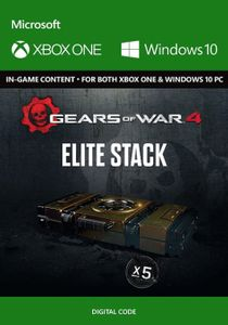Gears of War 4 : Elite Stack Content Pack Xbox One / PC