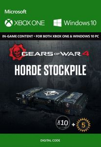 Gears of War 4 : Horde Booster Stockpile Content Pack Xbox One / PC