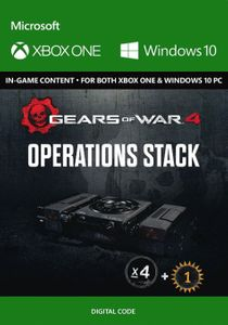 Gears of War 4 : Operations Stack Content Pack Xbox One / PC