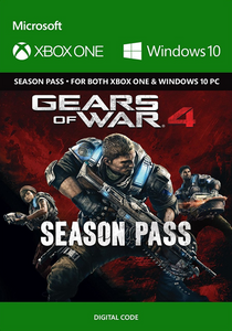 Gears of War 4 Season Pass Xbox One