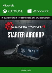 Gears of War 4 : Starter Airdrop Content Pack Xbox One / PC
