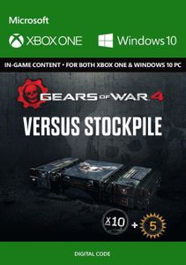 Gears of War 4  Versus Booster Stockpile Content Pack Xbox One / PC