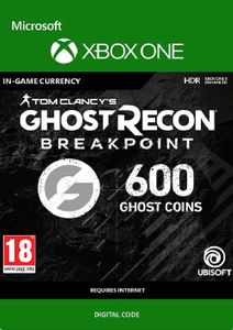 Ghost Recon Breakpoint: 600 Ghost Coins Xbox One